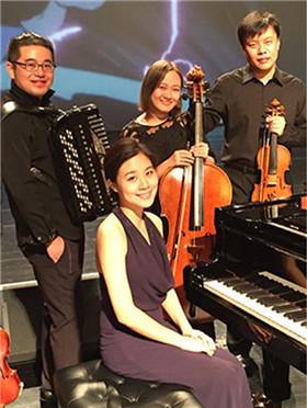 市民音乐会--流金岁月--怀旧金曲室内乐 视听音乐会