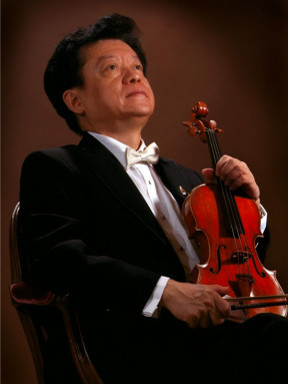 施光南大剧院第二届国际音乐季《盛中国小提琴独奏音乐会》