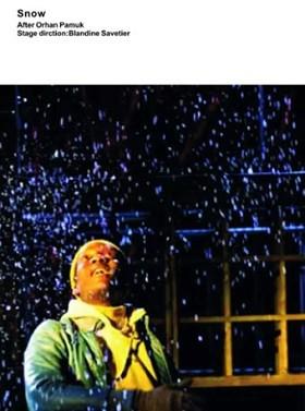 中法文化之春 法国戏剧《雪》--长沙站