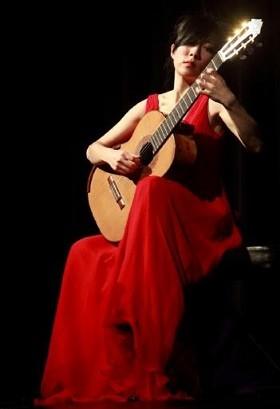 享誉世界吉他女神杨雪霏——《弗拉门戈激情之夜》