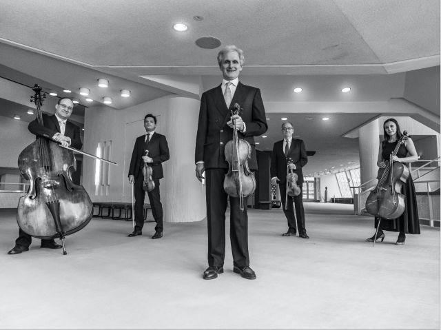 柏林爱乐弦乐五重奏2018音乐会:一场绝不容错过的顶级演出