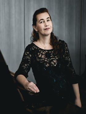 琴坛巨匠——莉莉亚•齐柏丝坦钢琴独奏音乐会