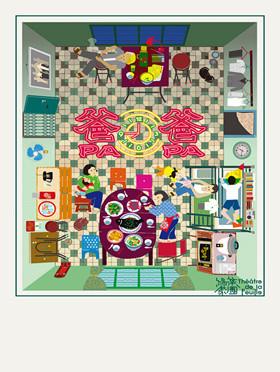 2018第五届城市戏剧节 乌镇戏剧节特邀剧目 香港绿叶剧团最新力作《爸爸》--石家庄站