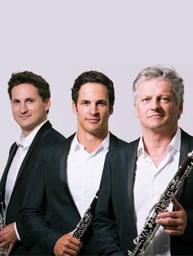 名家名团演出季 爱的致敬——奥登萨默单簧管三重奏音乐会