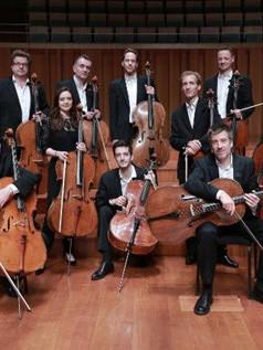 名家名团演出季 醇声经典——柏林爱乐十二把大提琴音乐会