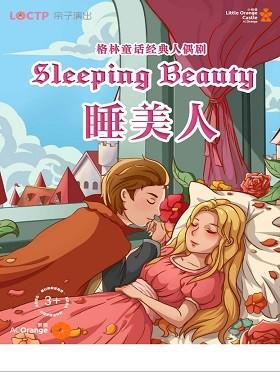 【小橙堡】格林童话经典音乐剧《睡美人》--武汉站