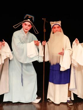 苏州市属文艺院团舞台艺术创作生产重点剧目 经典昆剧《琵琶记.蔡伯喈》