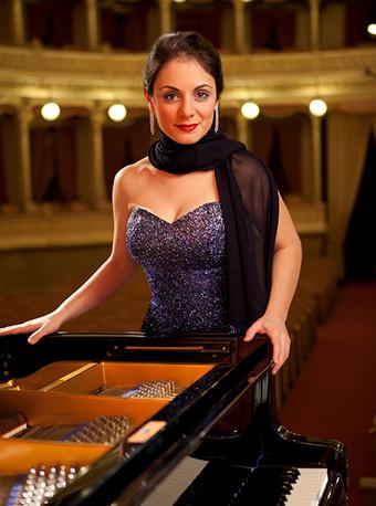 环球音乐之旅·成都站——意大利钢琴家玛丽安吉拉•法卡特罗