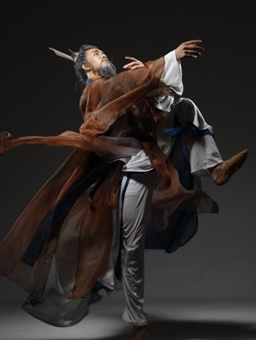 中国歌剧舞剧院 大型民族舞剧《孔子》-石家庄