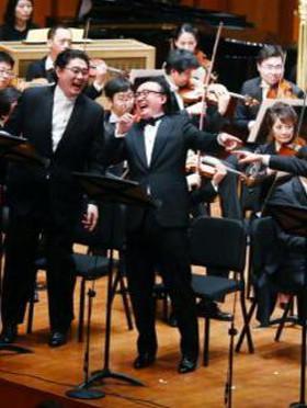 """2018深圳""""一带一路""""国际音乐季 第五交响乐《鲁迅》"""