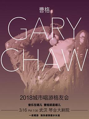 2018 Gary曹格 城市唱遊格友會-武汉站