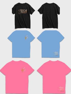 《罗密欧与朱丽叶》官方周边-T-shirt