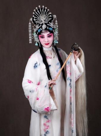 长安大戏院5月1日 京剧《太真外传》