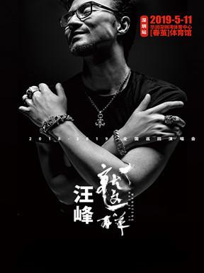 汪峰2019'就这样'巡回演唱会-深圳站
