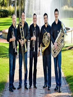 璀璨之声——波士顿铜管五重奏音乐会