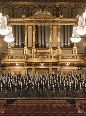 星海音乐厅20周年钜献 维也纳爱乐乐团演绎布鲁克纳巨作