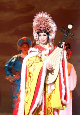2019女性艺术节 致敬红线女 原创戏曲音乐剧《一代天娇》