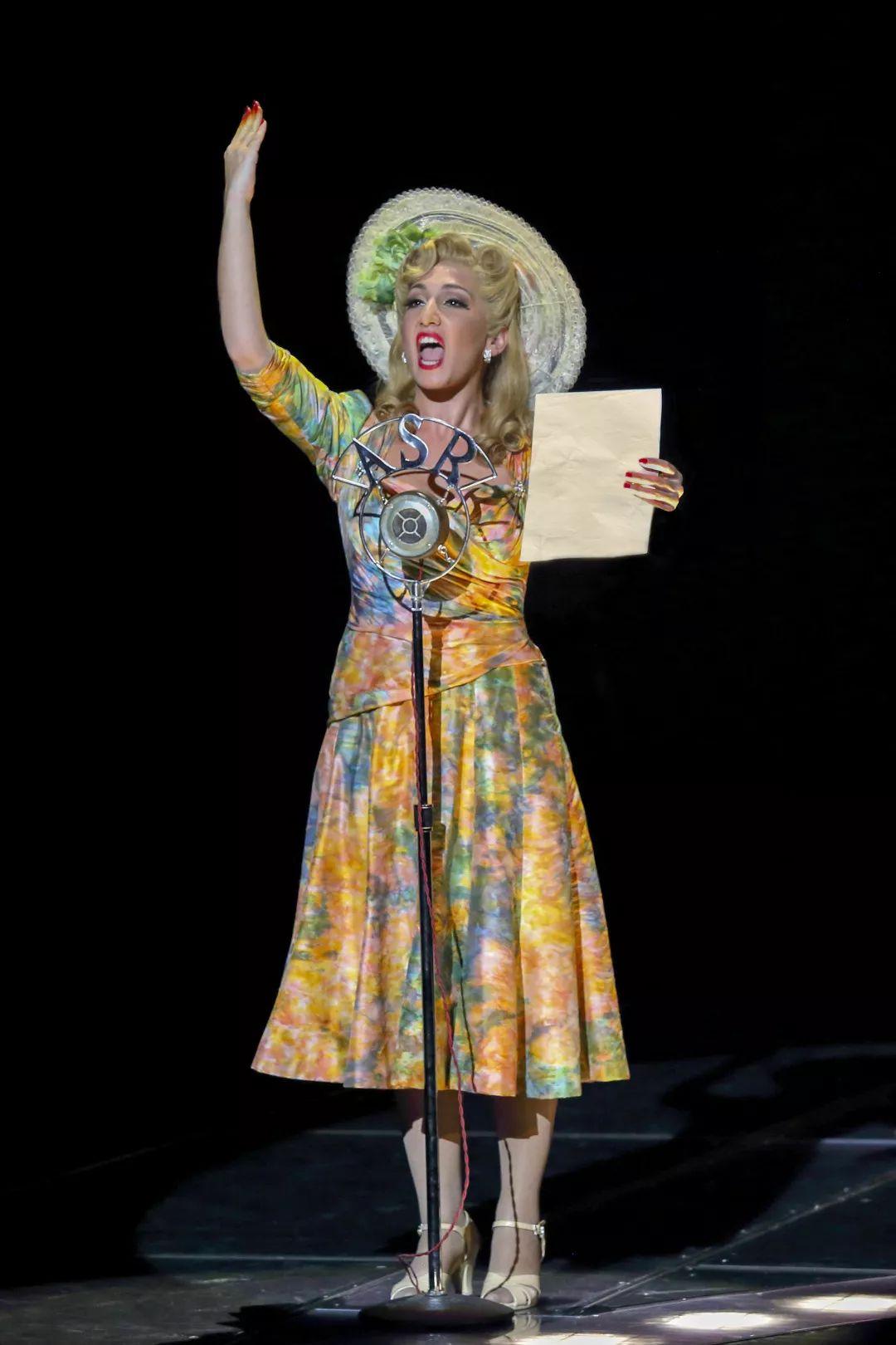 """""""女王驾到""""!震撼全球的《贝隆夫人》首次登陆西安!"""