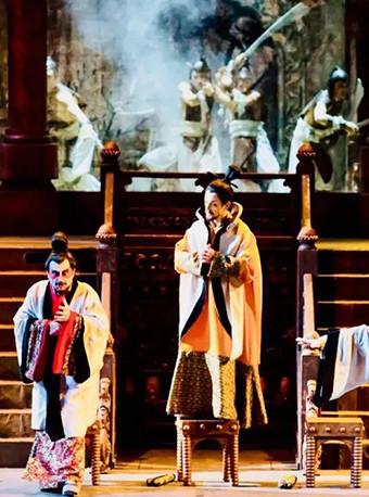 全本歌剧 《Turandot(图兰朵)》 (交响乐伴奏)-长沙梅溪站