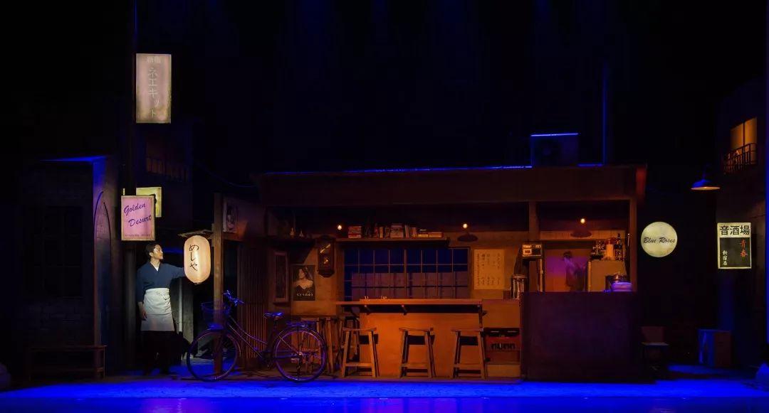今日首演   治愈假期综合症,就在音乐剧《深夜食堂》!