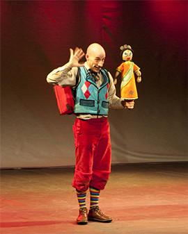 儿童剧《环游世界八十天》—— 哈尔滨站