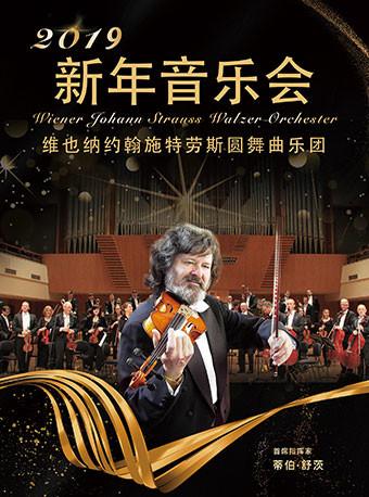维也纳约翰施特劳斯圆舞曲乐团上海新年音乐会