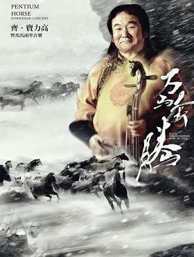《齐·宝力高野马马头琴乐团专场音乐会》-固安