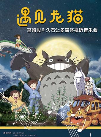 遇见龙猫---宫崎骏 久石让多媒体视听音乐会