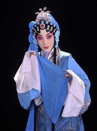 长安大戏院4月30日 京剧《春秋配》