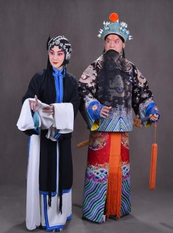 长安大戏院2月8日 京剧《红鬃烈马》