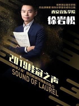 """2019桂冠之声--""""浪漫之夜""""徐岩松钢琴独奏音乐会-深圳站"""