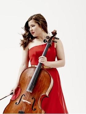 深圳音乐厅春夏演出季 燃琴——大提琴女神艾丽莎·韦勒斯坦音乐会