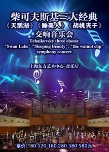 柴可夫斯基三大经典 《天鹅湖》《睡美人》《胡桃夹子》 交响音乐会