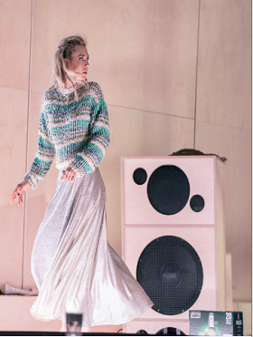 2019女性艺术节 英国国家剧院现场《朱莉小姐》