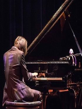 触手猴2019亚洲巡演钢琴演奏会