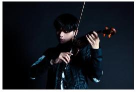"""""""古典遇见二次元""""徐瀚祥&张一嘉钢琴小提琴巡回演奏会-深圳站"""