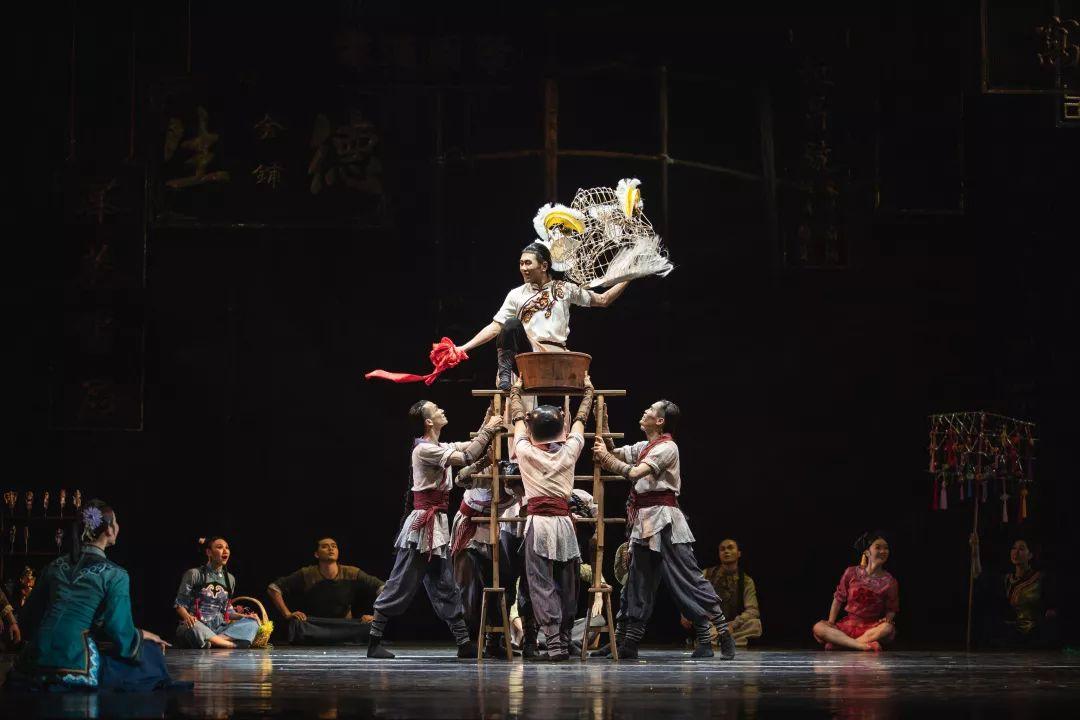 《醒·獅》觀劇指南丨有華人的地方就有醒獅