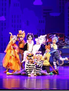 原创儿童音乐剧《猫》