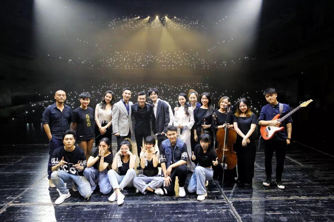 2019音樂劇明星集錦音樂會6城8場圓滿收官,美好的劇場見讓音樂劇發光!