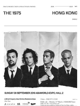 The 1975 Live in Hong Kong