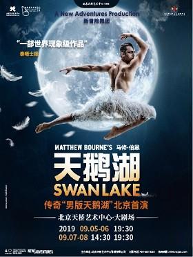 天桥·新经典艺术节 马修·伯恩舞剧《天鹅湖》