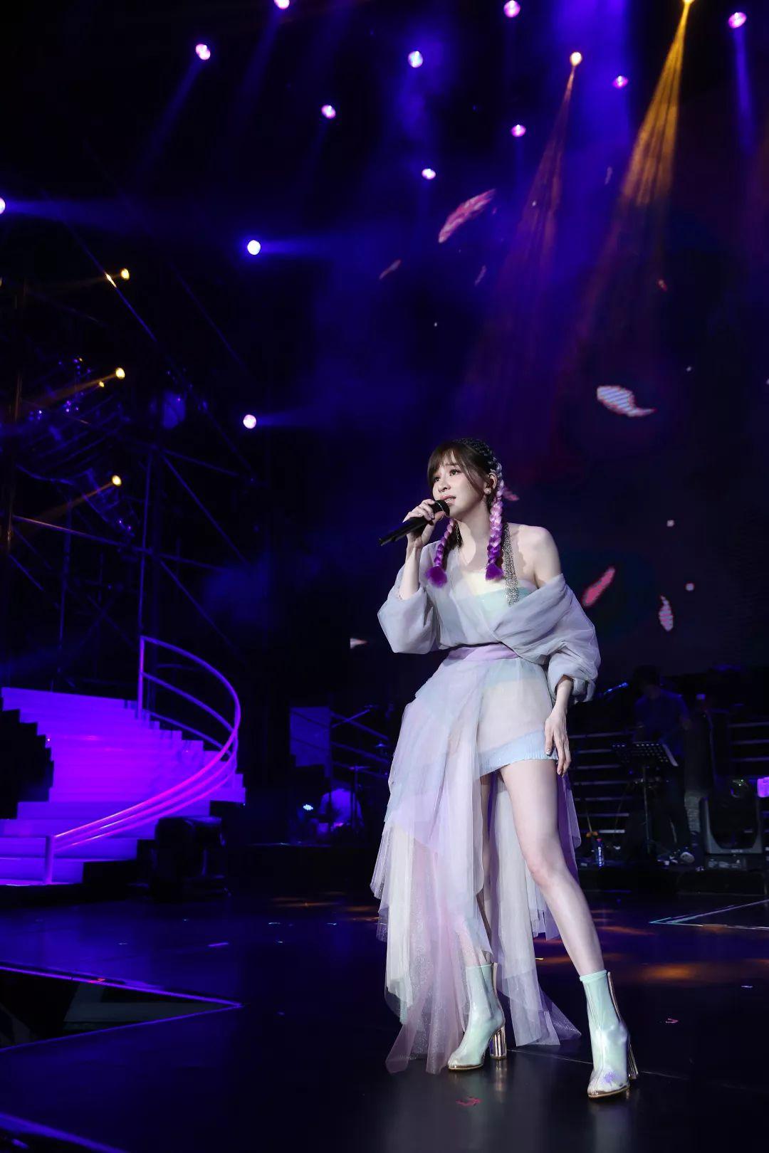2019王心凌成都演唱会现场回顾 | 仙气绝美,全程大合唱气氛爆棚!