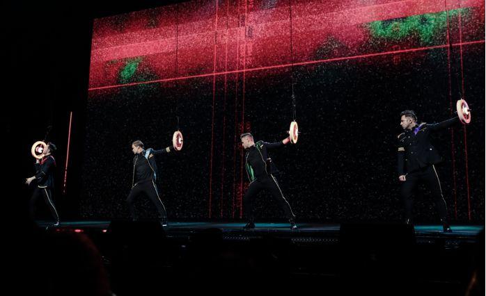 世界天团Westlife西城男孩20周年巡演北京站7月11日11:18预售!