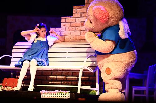 温馨亲子舞台剧《泰迪熊》