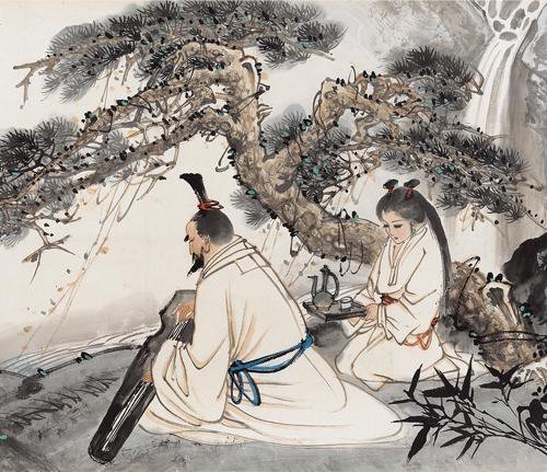 外国人欣赏中国古典音乐
