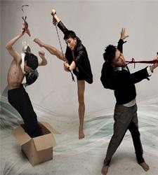 当代舞蹈平台系列