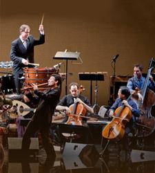 马友友和丝绸之路乐团音乐会