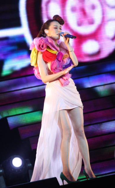 2012love&FANFAN范玮琪 演唱会