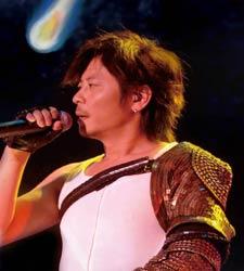 2012王杰广州演唱会