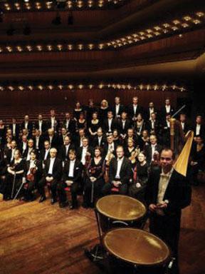 德国汉堡交响乐团2012深圳新年音乐会